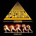 スペクトラム/ゴールデン☆ベスト スペクトラム-レジェンド- 【CD】
