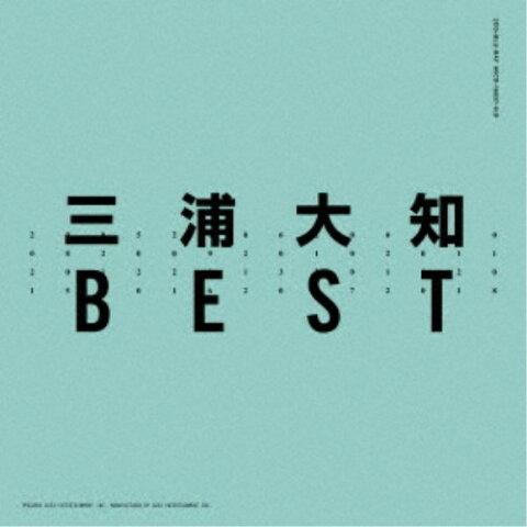 【送料無料】三浦大知/BEST 【CD+Blu-ray】