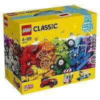 ラッピング対応可◆LEGO 10715 クラシック アイデアパーツ<タイヤセット> クリスマスプレゼント おもちゃ こども 子供 レゴ ブロック 4歳