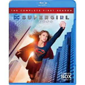 SUPERGIRL/スーパーガール<ファースト>コンプリート・セット Blu-ray