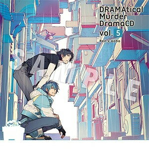 アニメソング, その他 CDDRAMAtical Murder DramaCD Vol.5 CD