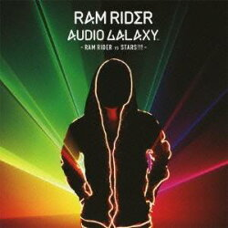 RAMRIDER/AUDIOGALAXY-RAMRIDERvsSTARS!!!-【CD】