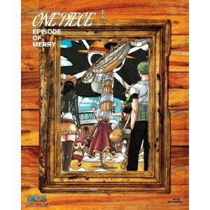 ONEPIECEエピソードオブメリー〜もうひとりの仲間の物語〜(初回 ) Blu-ray