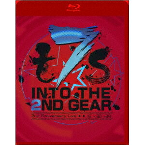 邦楽, その他 Tokyo 7th t7s 2nd Anniversary Live 163034 -INTO THE 2ND GEAR- () Blu-ray