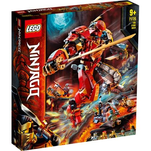 LEGOレゴニンジャゴー巨神メカファイヤーストーン71720おもちゃこども子供レゴブロック9歳