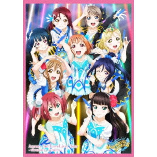 アニメ, その他 Aqours Aqours 3rd LoveLive Tour WONDERFUL STORIES DVD