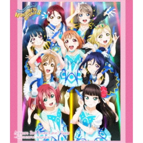 邦楽, その他 Aqours Aqours 3rd LoveLive Tour WONDERFUL STORIES Blu-ray