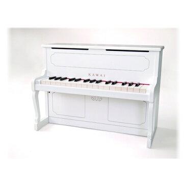 【送料無料】河合楽器 アップライトピアノ(ホワイト)
