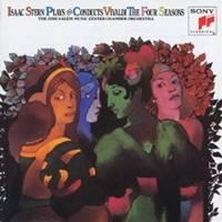 アイザック・スターン/ヴィヴァルディ:ヴァイオリン協奏曲「四季」 【CD】
