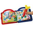 【送料無料】日本語英語 ことばがいっぱい! マジカルずかんプレミアムDX おもちゃ こども 子供 知育 勉強 3歳 ミッキーマウス