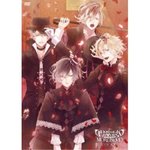 TVアニメ, その他 DIABOLIK LOVERS MOREBLOODDVD-BOX () DVD