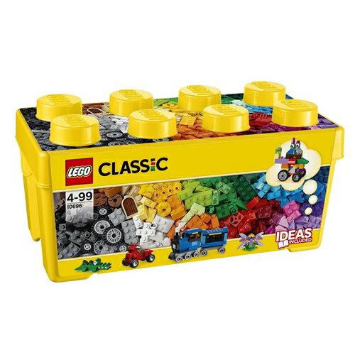 LEGO10696クラシック・黄色のアイデアボックス<プラス>おもちゃこども子供レゴブロック4歳