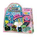 オリケシ たっぷり遊べる! 専用素材 光る!キラキラ蓄光セットおもちゃ こども 子供 女の子 ままごと ごっこ 作る 8歳