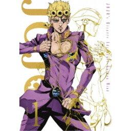 ジョジョの奇妙な冒険 黄金の風 Vol.1 (初回限定)