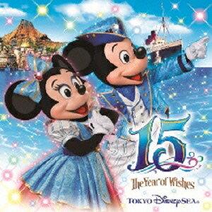 (ディズニー)/東京ディズニーシー 15周年 ザ・イヤー・オブ・ウィッシュ ミュージック・アルバム 【CD】