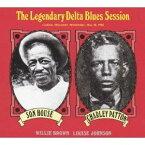 サン・ハウス&チャーリー・パットン/伝説のデルタ・ブルース・セッション1930 【CD】