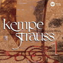 ルドルフ・ケンペ/R.シュトラウス:交響詩「ツァラトゥストラはかく語りき」 交響詩「死と変容」 他 【CD】