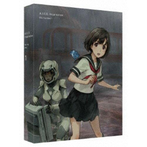 アニメ, その他 A.I.C.O. Incarnation Blu-ray Box 1 () Blu-ray