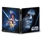 スター・ウォーズ エピソードVI/ジェダイの帰還《数量限定生産版》 (初回限定) 【Blu-ray】