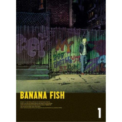 TVアニメ, 作品名・は行 BANANA FISH DVD BOX 1 () DVD