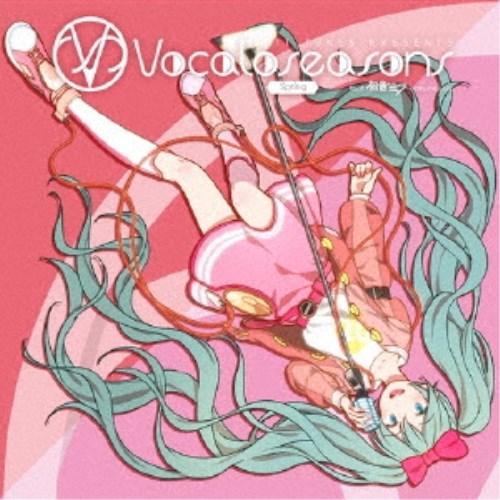 ロック・ポップス, その他 (V.A.)EXIT TUNES PRESENTS Vocaloseasons feat. Spring CD