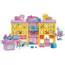 リカちゃん わんにゃんトリマー にぎやかペットショップ おもちゃ こども 子供 女の子 人形遊び ハウス 3歳