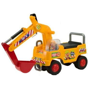 【送料無料】アンパンマン NEW元気シャベルカー おもちゃ 子ども 勉強 知育 玩具 学習 遊具 こども   おもちゃ