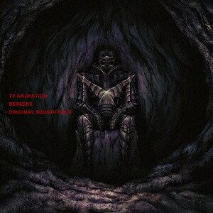 アニメソング, その他 ()TV ANIMATION BERSERK ORIGINAL SOUNDTRACK CD