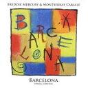 フレディ・マーキュリー&モンセラ・カバリエ/バルセロナ<オーケストラ・ヴァージョン> 【CD】