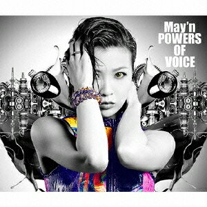 May'n/POWERS OF VOICE《初回限定盤》 【CD+Blu-ray】