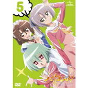ハヤテのごとく! Cuties 第5巻 【DVD】