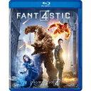 ファンタスティック・フォー 【Blu-ray】