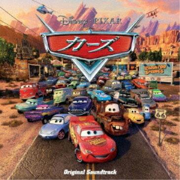 (オリジナル・サウンドトラック)/カーズ オリジナル・サウンドトラック 【CD】