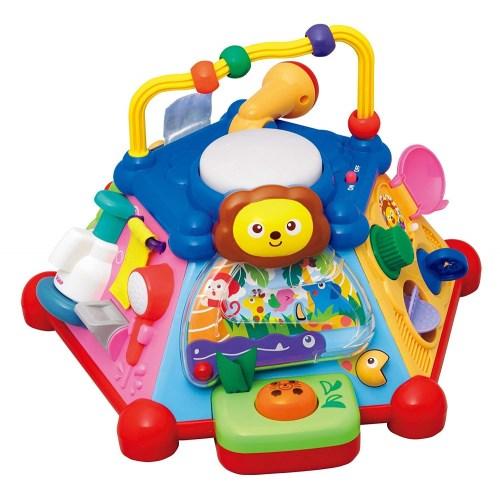 たのしく知育 やみつきボックスおもちゃこども子供知育勉強0歳10ヶ月