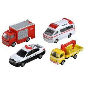 トミカ 車両セット5おもちゃこども子供男の子ミニカー車くるま3歳