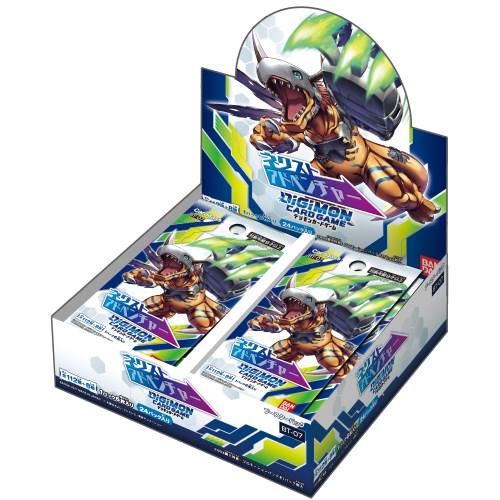 トレーディングカード・テレカ, トレーディングカードゲーム  BT-07(BOX)