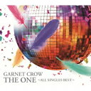GARNET CROW/THE ONE 〜ALL SINGLES BEST〜 【CD】