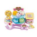 ディズニー ツムツム くるくるスイーツ!にぎやかケーキ屋さん おもちゃ こども 子供 女の子 ままごと ごっこ 作る クリスマス プレゼント 3歳 ミッキーマウス