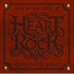 SIAM SHADE/SIAM SHADE XI COMPLETE BEST 〜HEART OF ROCK〜 【CD+DVD】