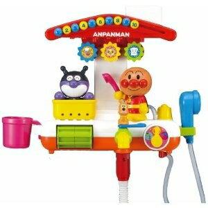 アンパンマン遊びいっぱい おふろでアンパンマンおもちゃこども子供知育勉強3歳