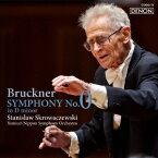スタニスラフ・スクロヴァチェフスキ/ブルックナー:交響曲第0番 【CD】