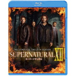 SUPERNATURAL XII スーパーナチュラル <トゥエルブ> コンプリート・セット 【Blu-ray】