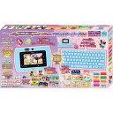 ディズニー&ディズニー/ピクサーキャラクターズ マジカル・ミー・パッド&専用ソフト マジカルキーボードセット おもちゃ こども 子供 ゲーム 6歳 ミッキーマウス