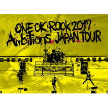 ONE OK ROCK/LIVE DVD 『ONE OK ROCK 2017 Ambitions JAPAN TOUR』 【DVD】