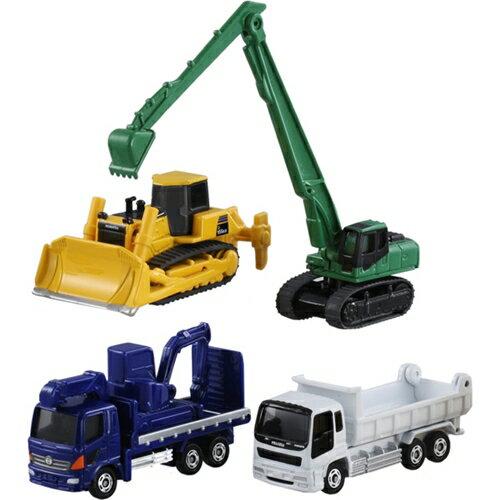建設車両セットおもちゃこども子供男の子ミニカー車くるま3歳トミカ