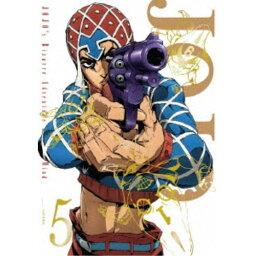 ジョジョの奇妙な冒険 黄金の風 Vol.5《仕様版》 (初回限定)