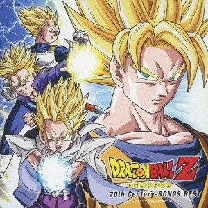 CD, アニメ ()Z 20th Century-SONGS BEST CD