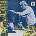 ルドルフ・ケンペ/シューベルト:交響曲第9番「ザ・グレイト」 R.シュトラウス:メタモルフォーゼン(初回限定) 【CD】
