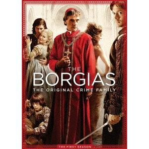ボルジア家 愛と欲望の教皇一族 THE FIRST SEASON 教皇誕生 篇 【DVD】