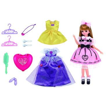 リカちゃん LD-01 だいすきリカちゃん ギフトセット おもちゃ こども 子供 女の子 人形遊び 3歳